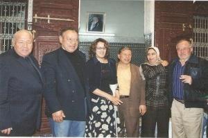 في استقبال المطرب عبد الهادي بالخياط بمدينة فاس ستة 1995.jpg