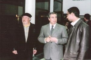 رفقة والي فاس بولمان في مناسبة اجتماعية سنة 2002.jpg