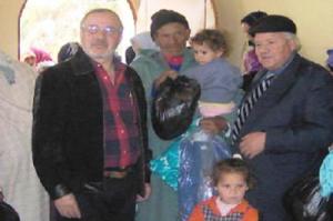 في احتفالية يوم اليتيم بمدينة فاس سنة 2005.png